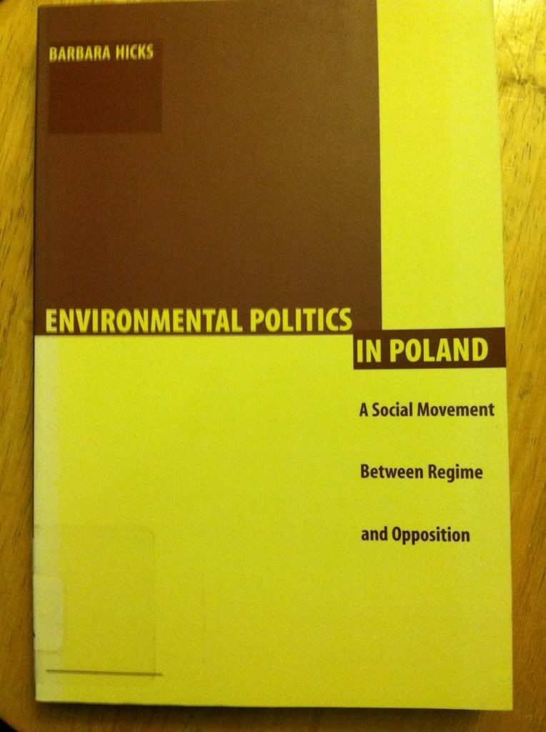 Image for Environmental Politics in Poland