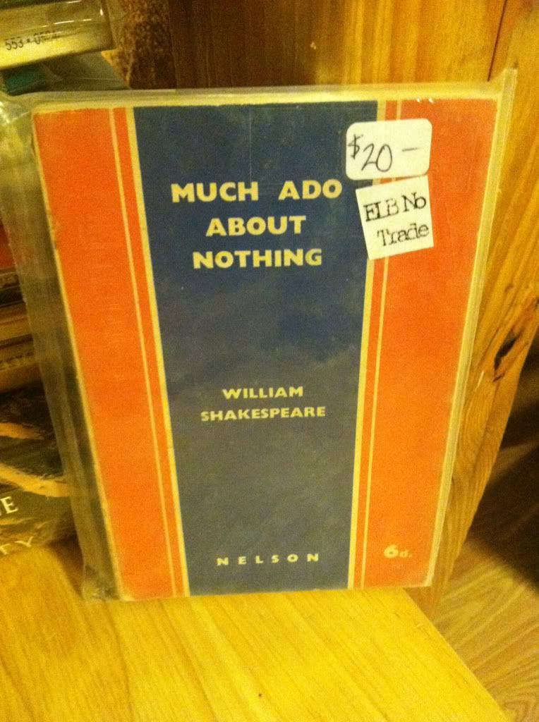 Image for Much Ado About Nothing by Shakespeare, William