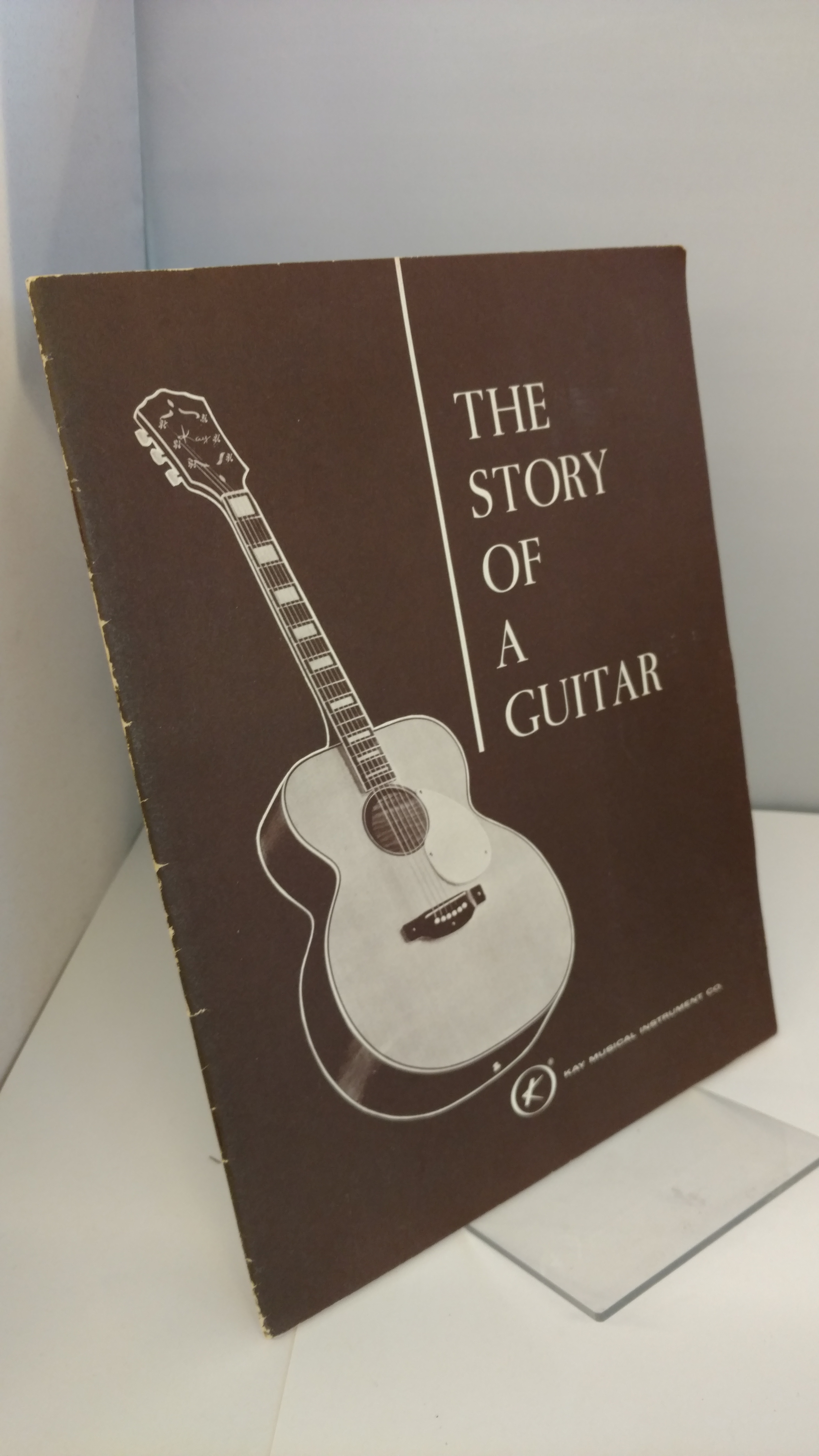 Image for The Story of a Guitar