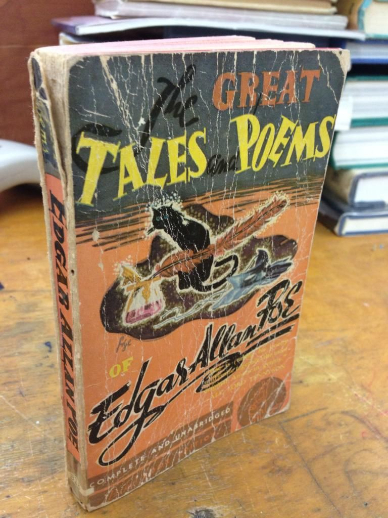 Image for THE GREAT TALES AND POEMS OF EDGAR ALLEN POE