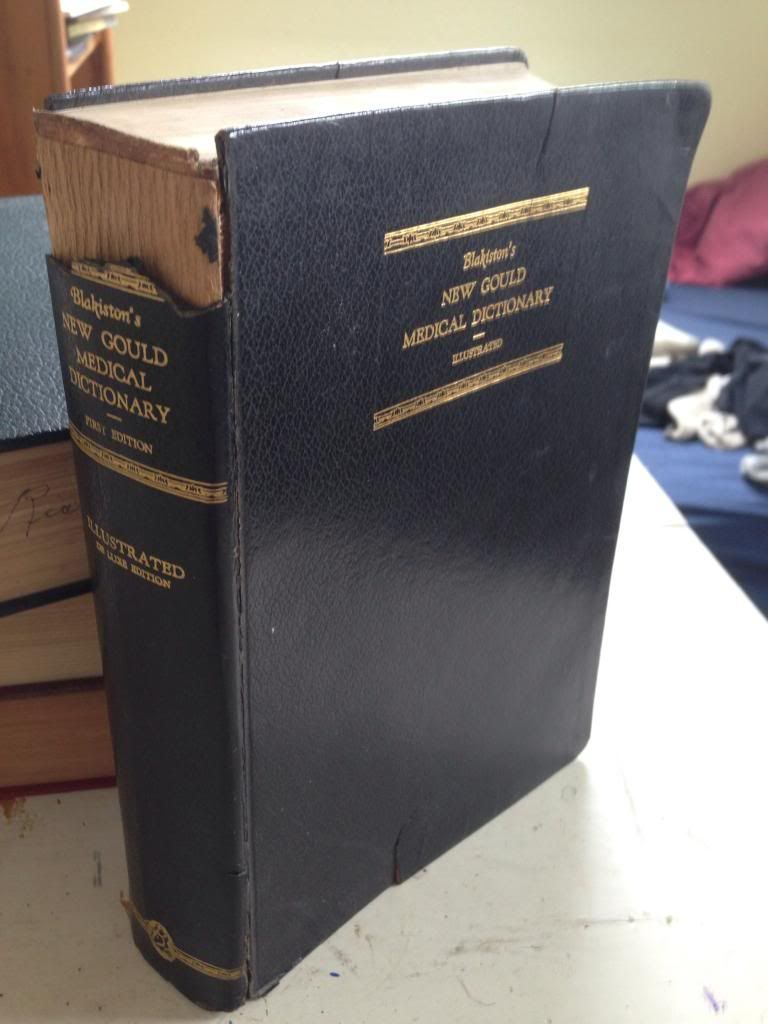 Image for Blakiston's New Gould Medical Dictionary - First Edition Deluxe