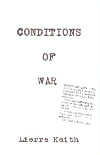 Image for Conditions of War