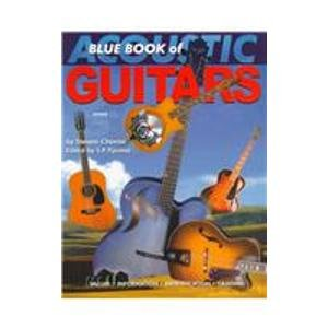 Image for Blue Book of Acoustic Guitars