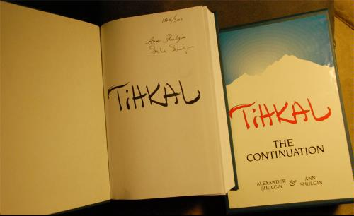 Image for Pihkal: A Chemical Love Story & Tihkal: The Continuation.