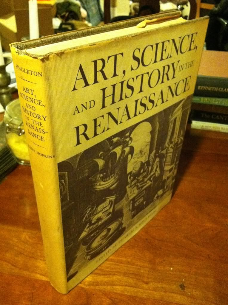 Image for Art, Science, and History in the Renaissance