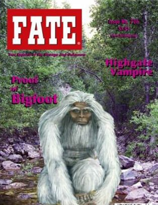 Image for Fate Magazine: True Reports of the Strange and Unknown, Vol. 8, No, 27, Issue 663