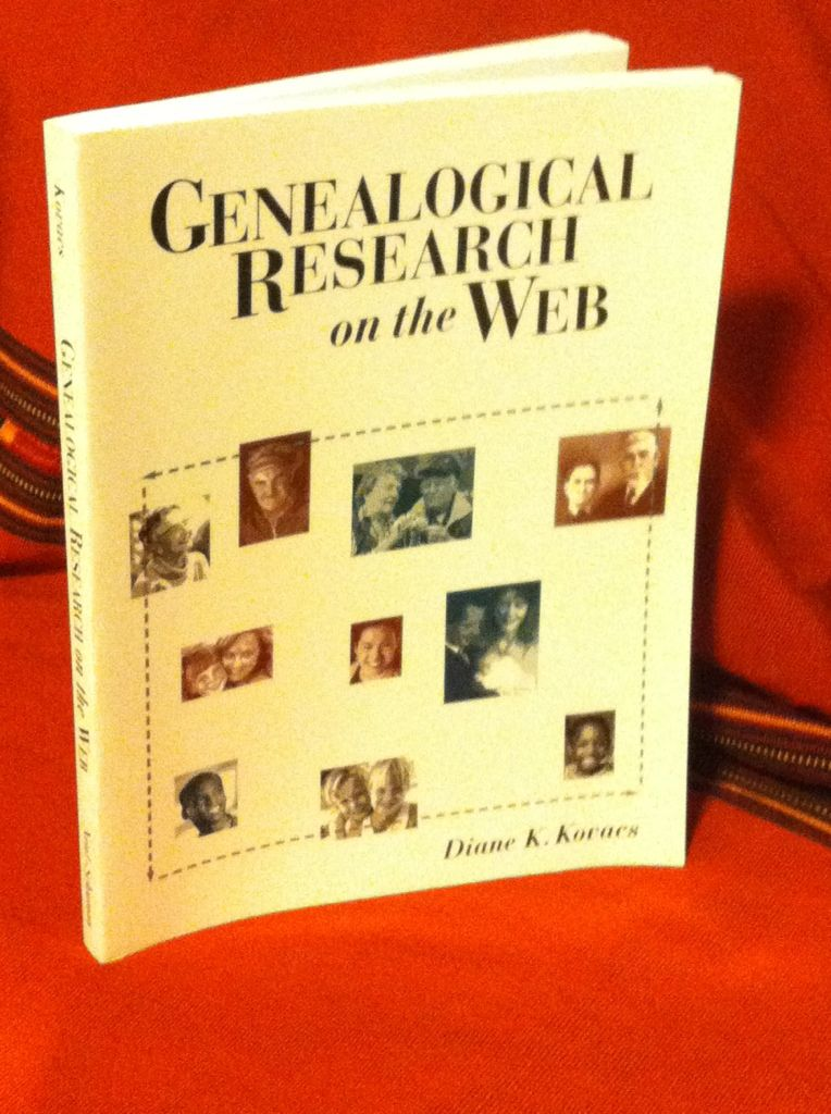 Image for Genealogical Research on the Web (Neal-Schuman NetGuide Series)