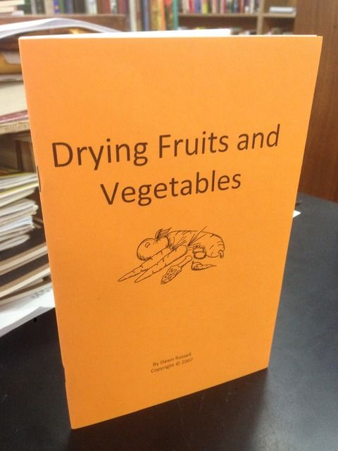 Image for Drying Fruits & Vegetables