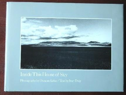 Image for Inside This House of Sky: Photographs of a Western Landscape