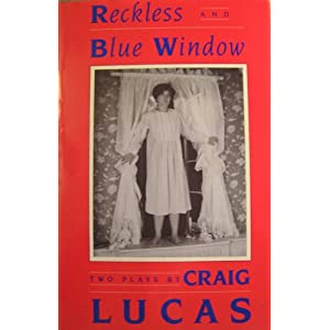 Image for Reckless And Blue Window by Lucas, Craig