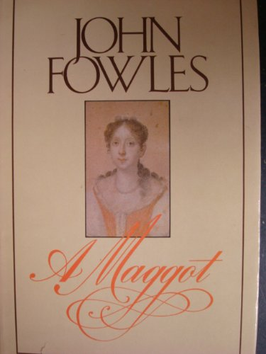 Image for A MAGGOT by Fowles, John