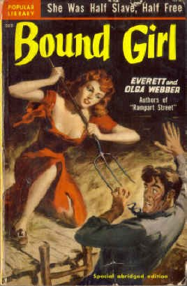 Image for Bound Girl (Vintage Pop Library, #303)