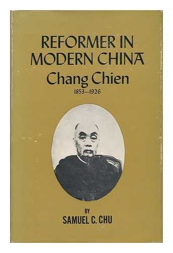 Image for Chu: Reformer in Modern China (Cloth)