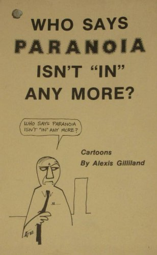 "Image for Who Says Paranoia Isn't ""in"" Anymore: Cartoons"