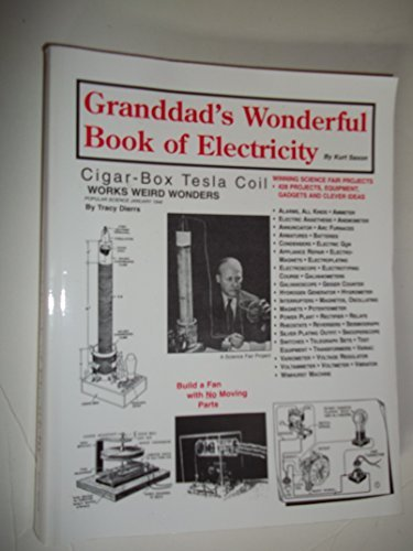 Image for GRANDDADS WONDERFUL BOOK OF ELECTRICITY