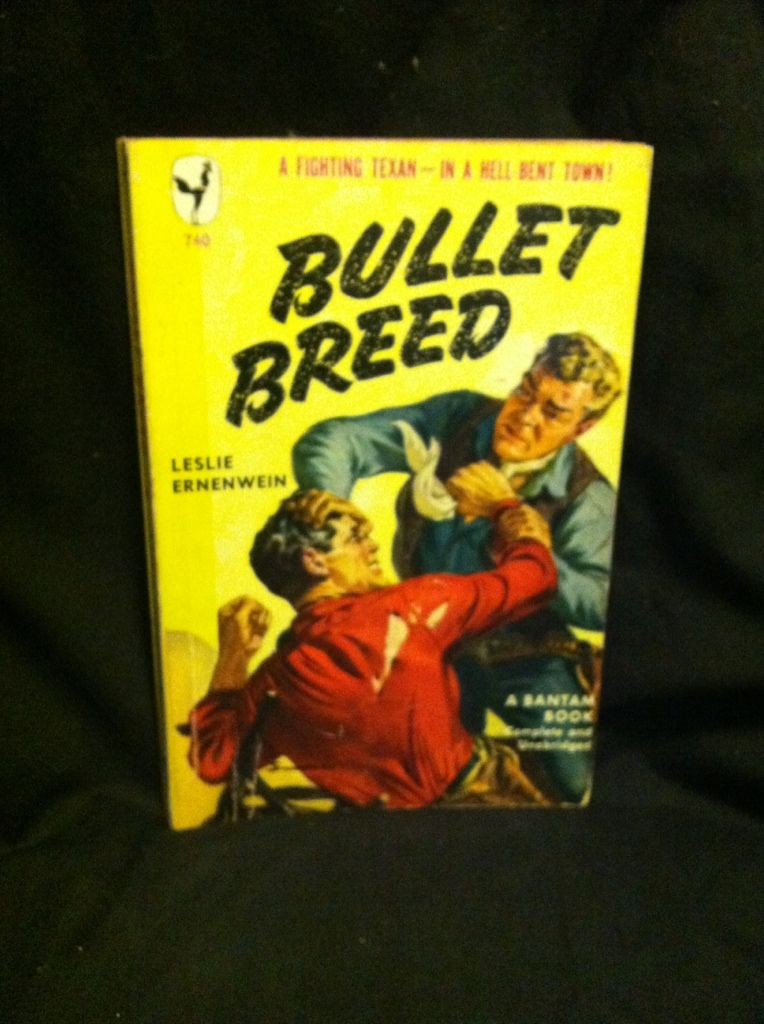 Image for Bullet Breed
