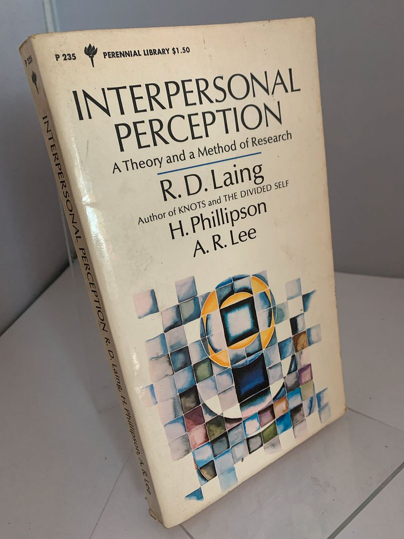 Image for Interpersonal Perception