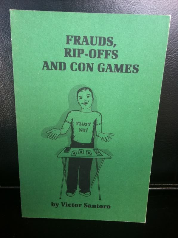 Image for Frauds, Rip-Offs and Con Games