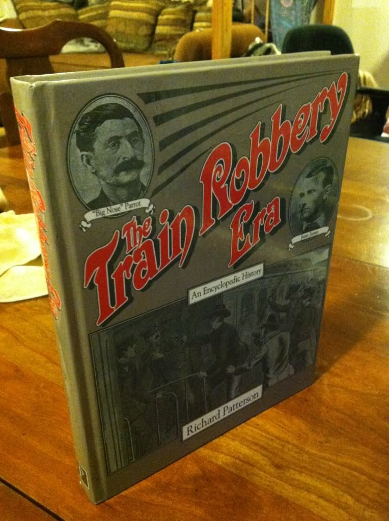 Image for The Train Robbery Era: An Encyclopedic History
