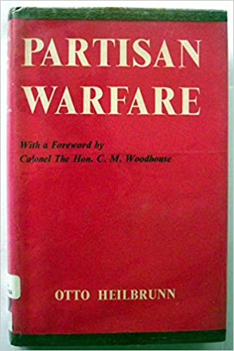Image for Partisan Warfare by Heilbrunn, Otto