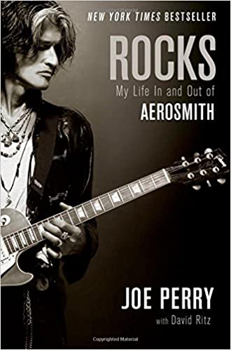 Image for Rocks: My Life in and out of Aerosmith