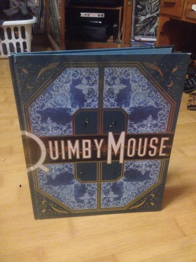 Image for Quimby the Mouse (Acme Novelty Library)