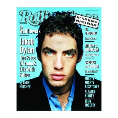 Image for Rolling Stone Magazine, Issue 762, June 1997, Jakob Dylan of Wallflowers Cover