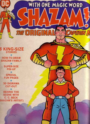 Image for Shazam! The Original Captain Marvel: C-21 (Limited Collectors' Edition)
