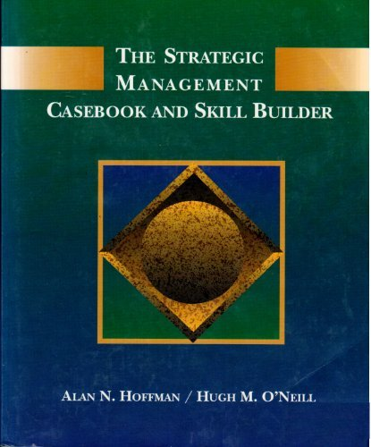 Image for The Strategic Management Casebook and Skill Builder