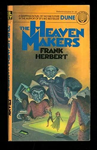 Image for The Heaven Makers