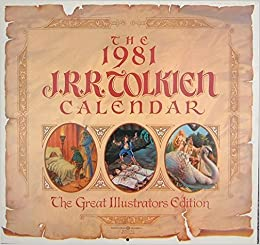 Image for The 1981 J.R.R. Tolkein Calendar