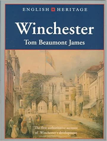 Image for English Heritage Book of Winchester (English Heritage (Paper))
