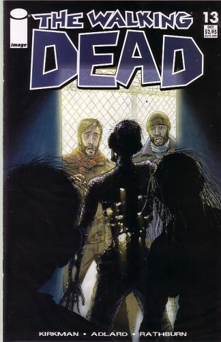 "Image for The Walking Dead #13 ""1st Print"
