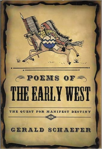 Image for Poems of the Early West, the Quest for Manifest Destiny