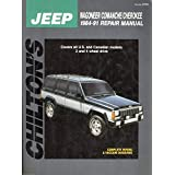 Image for Chilton's Jeep Wagoneer/Comanche/Cherokee 1984-1991 Repair Manual (Chilton's Total Car Care Repair Manual)