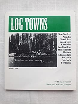 Image for Log Towns by Fredson, Michael