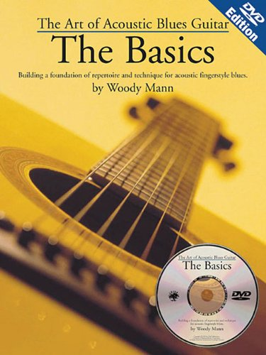 Image for The Art Of Acoustic Blues Guitar: The Basics (includes a DVD)
