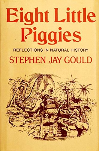Image for Eight Little Piggies: Reflections in Natural History
