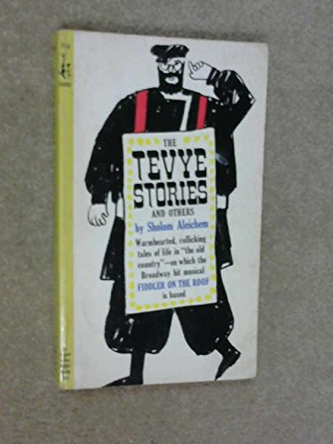 Image for The Tevye Stories and Others