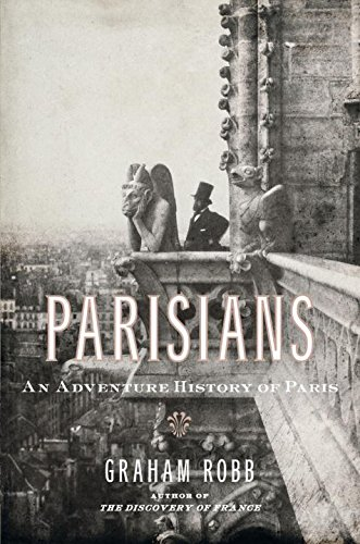 Image for Parisians: An Adventure History of Paris