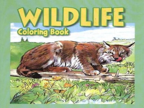 Image for Wildlife Coloring Book