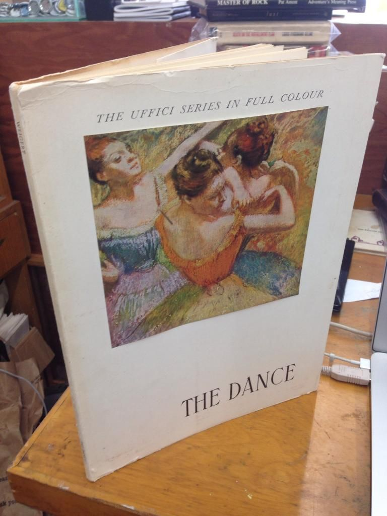 Image for The dance (The Uffici series in full colour)