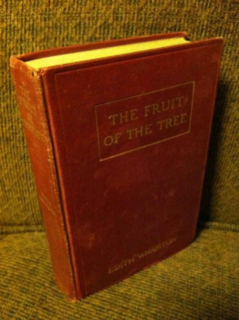 Image for The Fruit of the Tree by Wharton, Edith