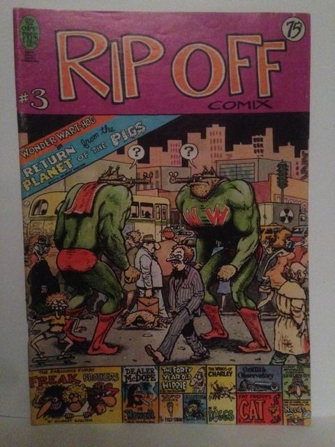 Image for Rip Off Comix #3