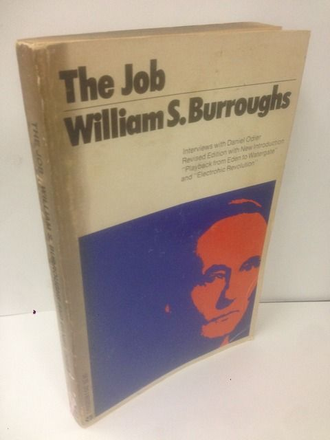 Image for The Job: Interviews With William S. Burroughs