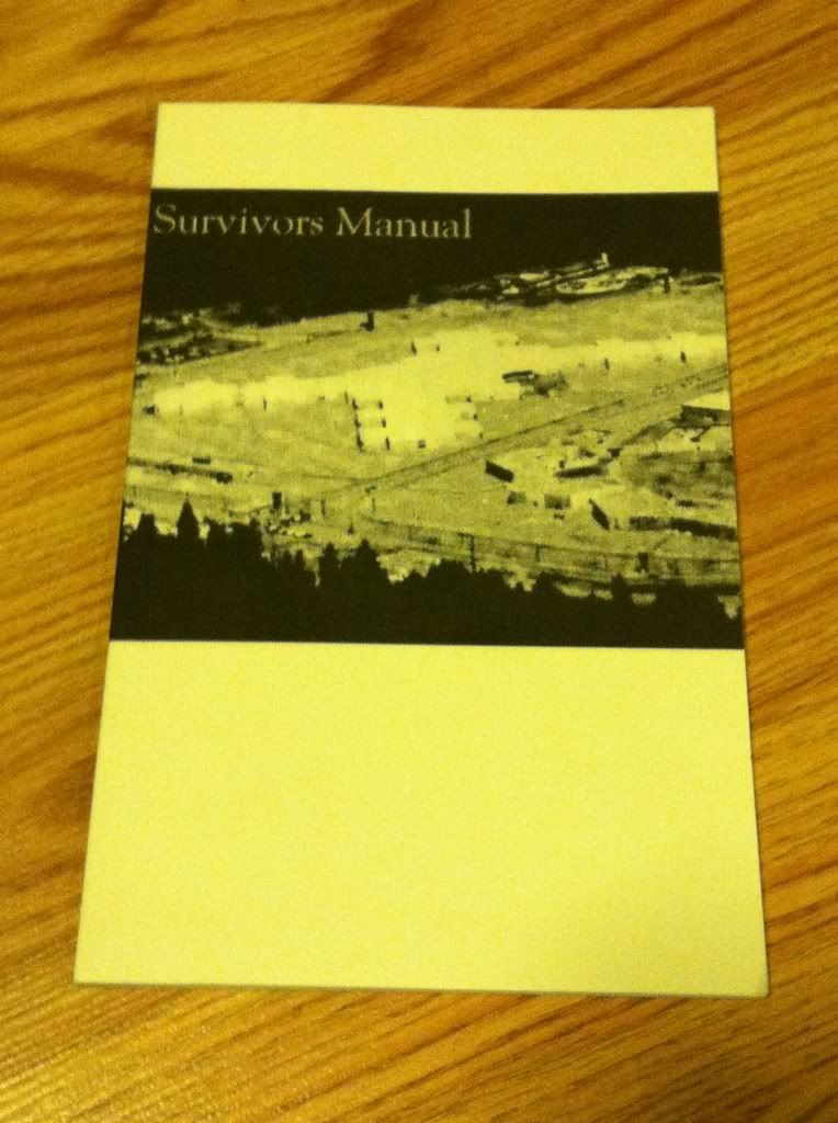Image for Survivors Manual: Survival in Solitary: A manual written by and for people living in control units
