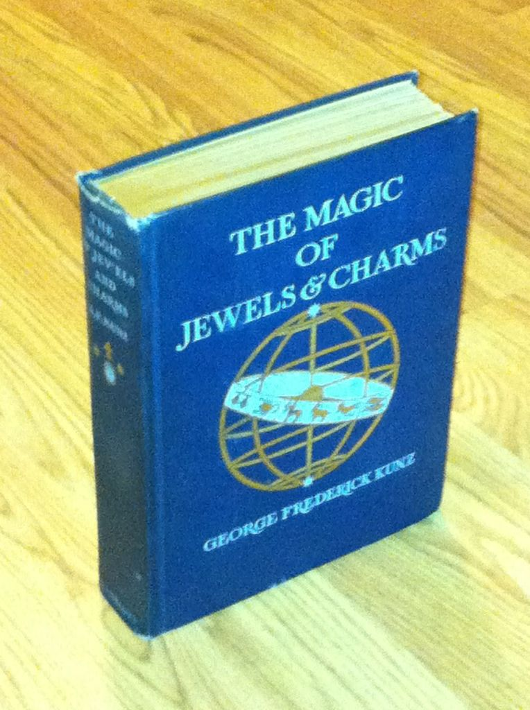 Image for The Magic of Jewels and Charms by Kunz, George Frederick