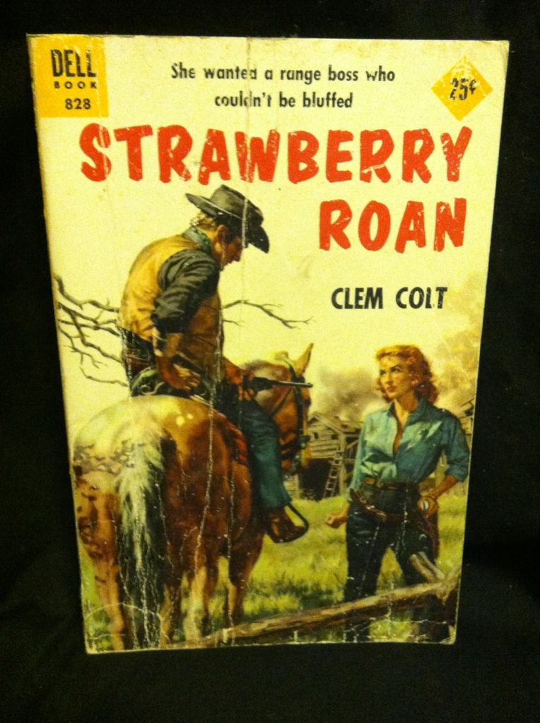 Image for Strawberry roan ([Dell Books 25 cent series)