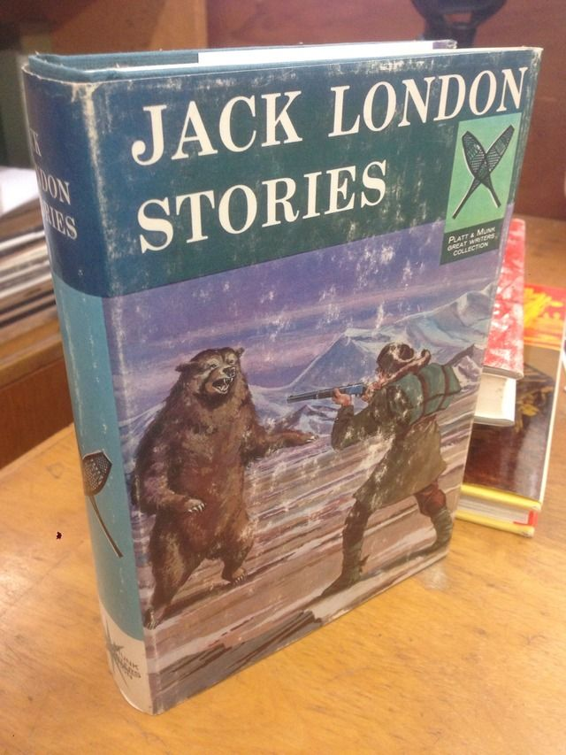 Image for Jack London Stories