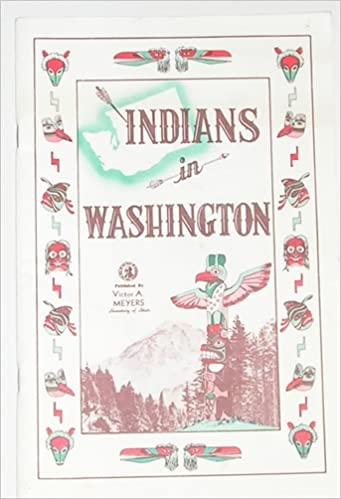 Image for INDIANS IN WASHINGTON